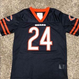 NFL kids YOUTH small Bears, HOWARD 24 jersey
